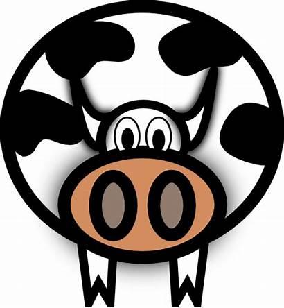 Bitch Cow Clipart Clker Clip Clipartpanda Vector