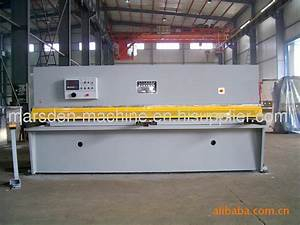 Qc12y Nc Swing Beaming Machine From China Manufacturer