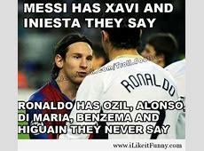 Messi And Ronaldo Funny Quotes QuotesGram