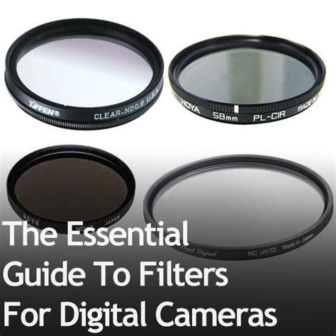 ultimate guide  lens filters  digital cameras
