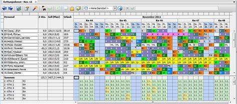 dienstplaene erstellen dienstplan software dienstplaene