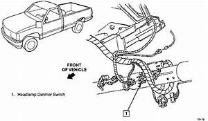 I Have A 1994 Chevy Silverado    Headlights Stopped
