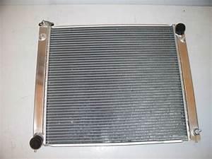 52mm Aluminum Radiator For Nissan 300zx 89 Manual Mt New