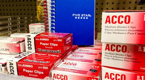 Cuts shield Acco Brands from economic headwinds | Medill ...