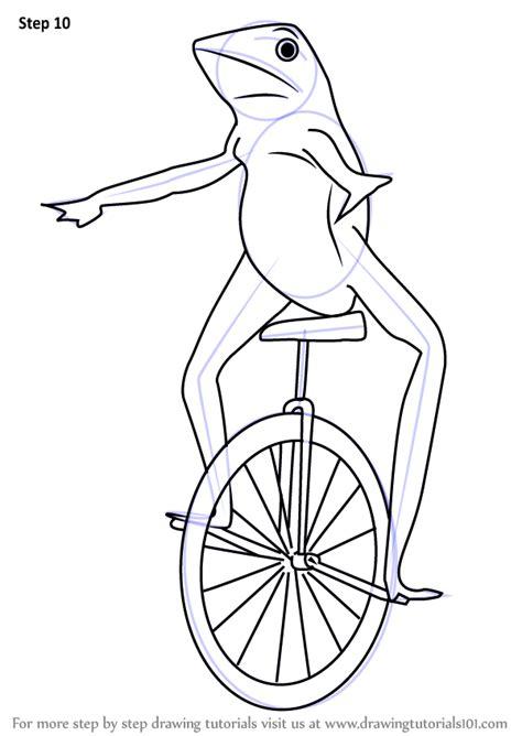 learn   draw dat boi memes step  step drawing tutorials