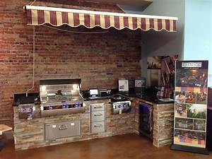 6 ft Outdoor Kitchen Island Frame Kit - Fireside Outdoor