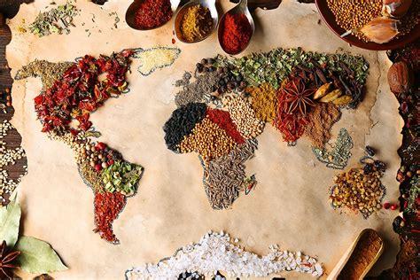 arte cuisine du monde top 10 recettes inspirées par les cuisines du monde