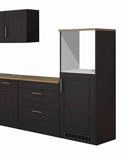 Küchenzeile 290 Cm Mit Elektrogeräten : k chenzeile k ln k chen leerblock breite 290 cm grau graphit k che k chenzeilen ~ Bigdaddyawards.com Haus und Dekorationen