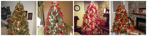 how do you put ribbon on a christmas tree christmas