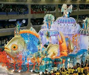 Float Rio Carnival by Gainer Donnelly, via Flickr ...