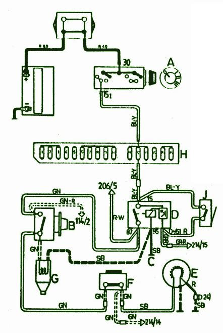 Ignition Switch Page Circuit Wiring Diagrams