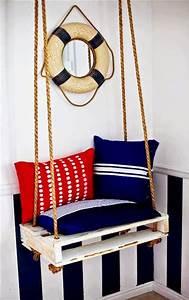 Decoration Chambre Style Marin : cr er une ambiance bord de mer blog d co mydecolab ~ Zukunftsfamilie.com Idées de Décoration