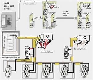 Three Wire Gfci Diagram - Wiring Diagram Detailed