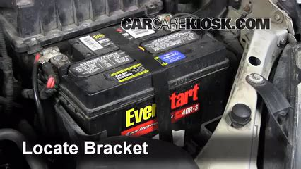 batterie ford focus battery replacement 2000 2004 ford focus 2002 ford focus zx3 2 0l 4 cyl