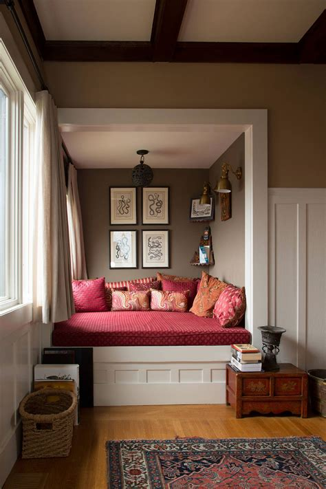 Living Room Window Nook by A Collection Of Nook Window Seat Design Ideas