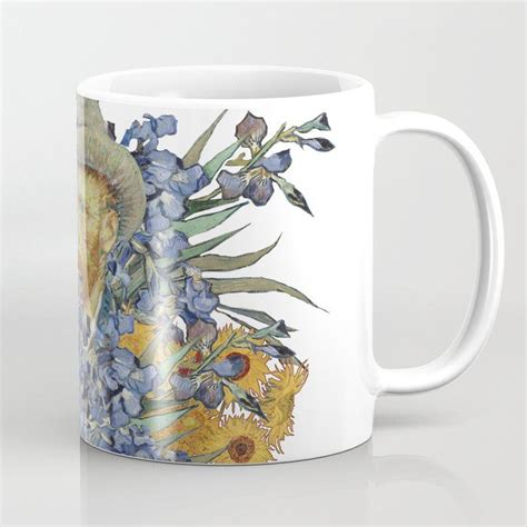 If you need to get a hold if us please. Buy Van Gogh flowers Coffee Mug by lalachandra. Worldwide shipping available at Society6.com ...