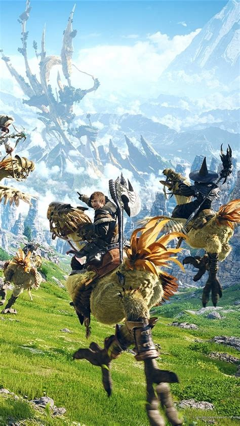 fonds decran final fantasy  jeu pc  hd image