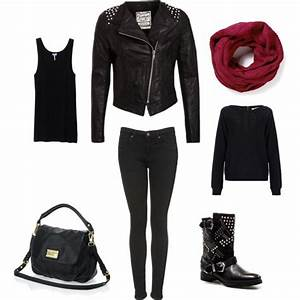 Fashionable Outfit Ideas with Leather Jackets for Fall ...