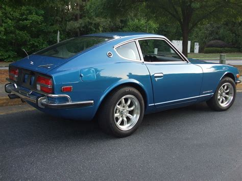 Datsun 240z 1973 by 1973 Datsun 240z 5 Speed Bring A Trailer