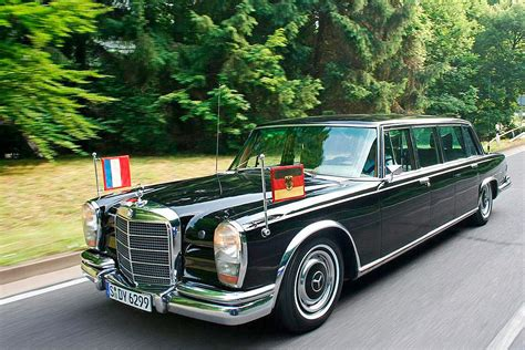 50 Years Of Greatness. Happy Birthday, Mercedes 600