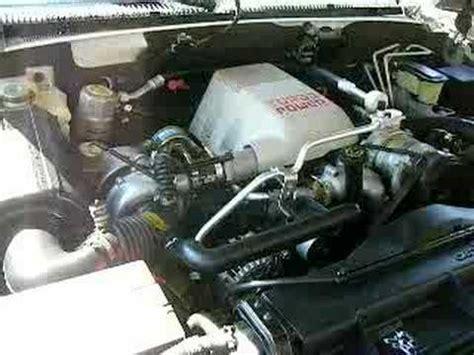 diesel 5 auf 6 umrüsten 6 5 turbo diesel start up