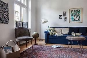 Deco Salon Bleu. d co salon bleu p trole et bleu canard comment en ...