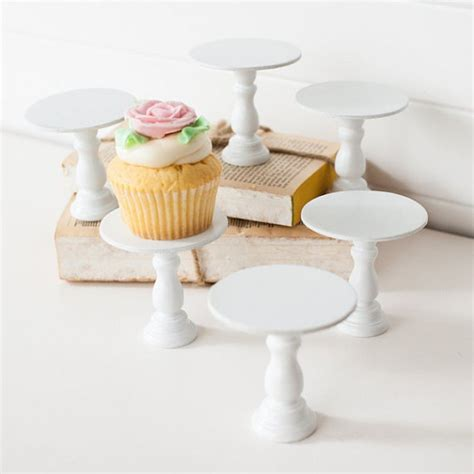 mini wooden cupcake stands mini wood cupcake stands