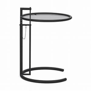 Adjustable Table E 1027 : adjustable table e 1027 black classicon ~ Bigdaddyawards.com Haus und Dekorationen