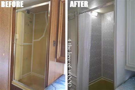 3 Hour Home Makeover by 4 The Of Wood See The Tour Of Our Motor Home