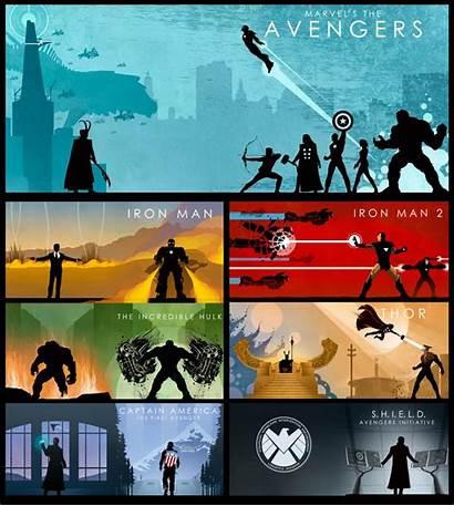 Marvel Mcu Phase Universe Timeline Cinematic Disney