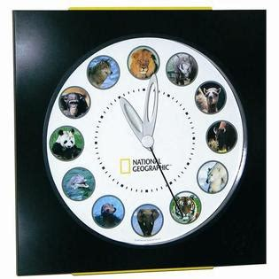 national geographic animal sounds clock home home
