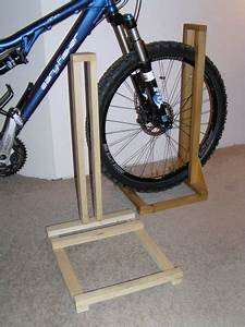 Home made bike stands: Lets see them.- Mtbr.com