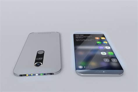 edge cell phone nokia edge concept phone has a secondary multimedia screen