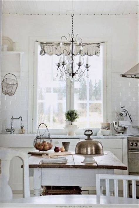 shabby chic kitchen lighting 52 ways incorporate shabby chic style into every room in 5149