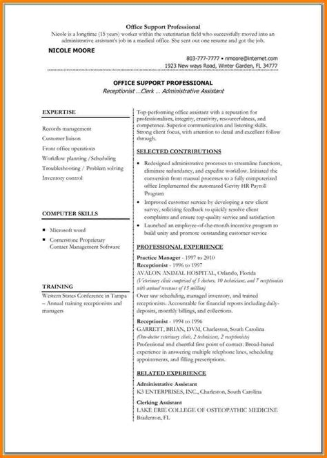 Professional Resume Templates Word by 5 Resume Templates Microsoft Word Professional