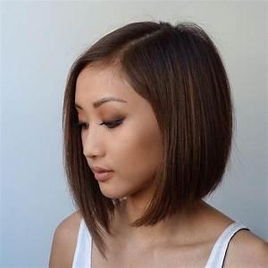 Coup De Cheveux Femme : coupe de cheveux mi long en 20 id es ne pas manquer ~ Carolinahurricanesstore.com Idées de Décoration