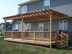 deck pergola and deck 2 picture by brookscreek photobucket outside deck