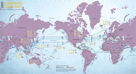 Fiber Optic Submarine Cable The Actual Fibers Are