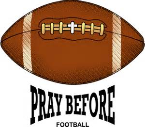 Christian Clip Art Football