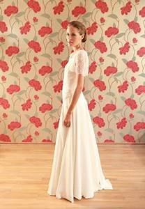 La Mariée Aux Pieds Nus : les soeurs waziers robe de mariee la mariee aux pieds ~ Melissatoandfro.com Idées de Décoration