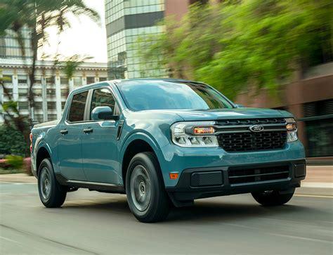 Ford Unveils 2022 Maverick Hybrid Pickup   werd.com