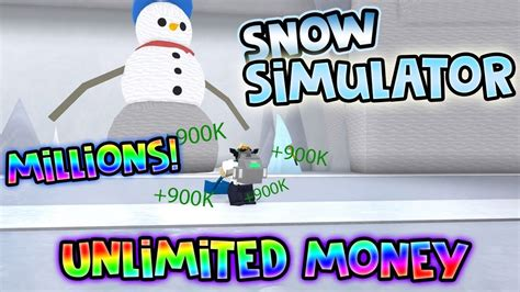 roblox snow shoveling simulator unlimited money auto