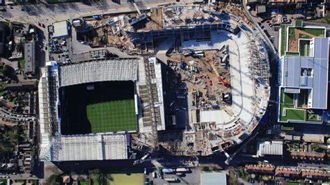 tottenhams historic dual sport stadium aims   nfl