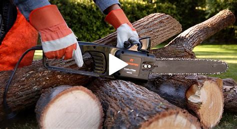 Electric Chainsaw Parts and Safety   Remington Chainsaws