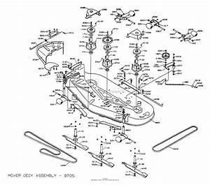 Dixon Ztr 5020  2001  Parts Diagram For Mower Deck 60 U0026quot