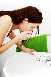 9 Home Remedies For Vomiting