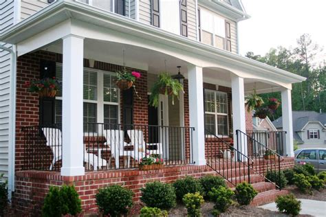 ranch style home interior design front porch designs for brick homes home designs insight