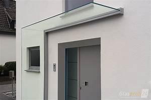 Vordach Haustür Mit Seitenteil : glas vordach duravento inklusive seiten windschutz glasprofi24 ~ Buech-reservation.com Haus und Dekorationen