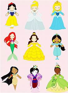 Disney Princess - Disney Princess Fan Art (33233666) - Fanpop