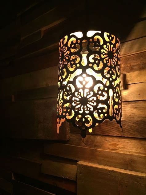 fabulous ls made from candle holder diy projects